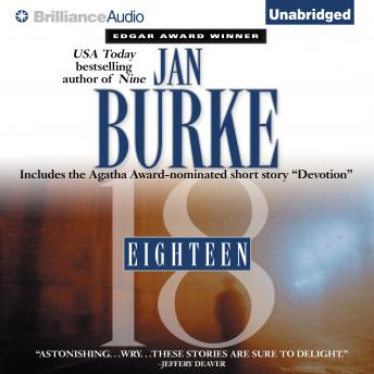 burke eighteen audio