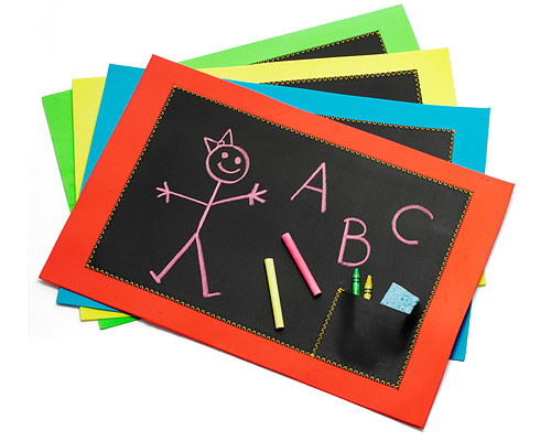 chalkboard_placemats
