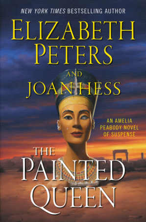 peters paintedqueen