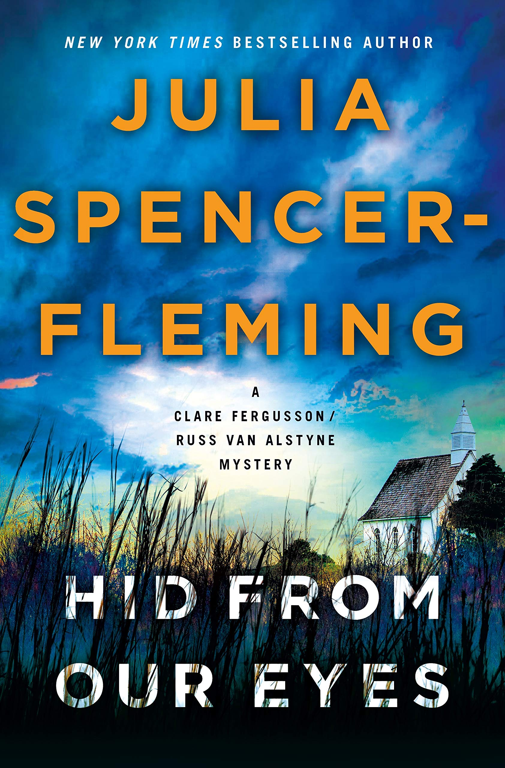 Hid From Our Eyes by Julia Spencer Fleming