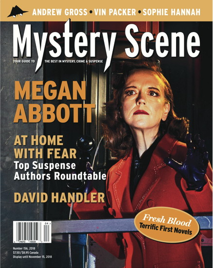 156 Fall cover, Megan Abbott