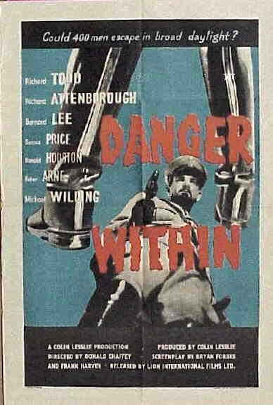 Gilbert_Danger_within_poster