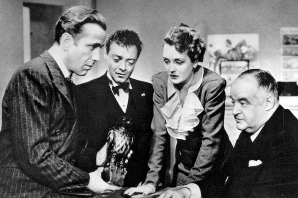Maltese Falcon cast