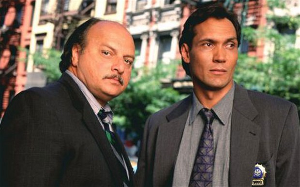 nypdblue  sipowicz and simone
