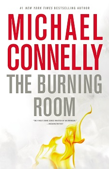 Connelly THEBURNINGROOM