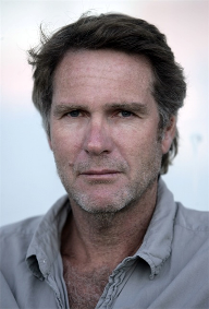 Actor Robert Taylor plays Walt Longmire.
