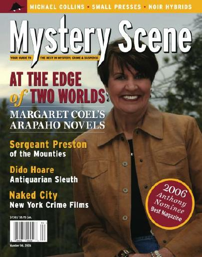 Mystery Scene Back Issue #96, Fall Issue 2006