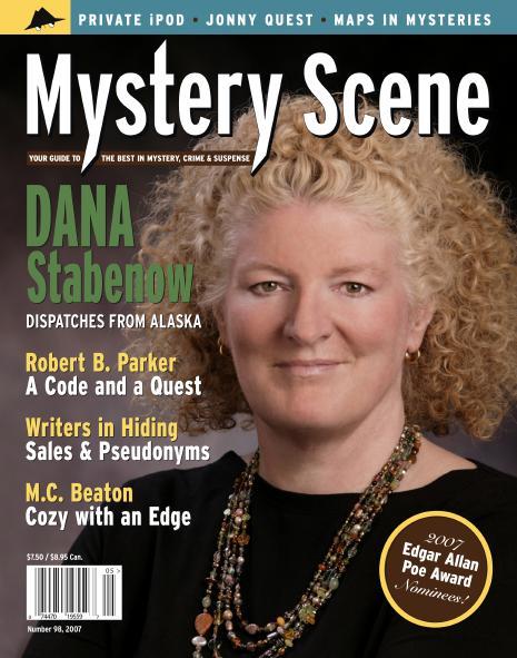 Mystery Scene Back Issue #98, Winter 2007