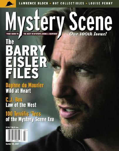 Mystery Scene Back Issue #100, Summer 2007