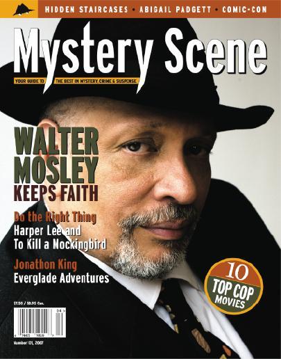 Mystery Scene Back Issue #101, Fall 2007