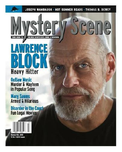 Mystery Scene Back Issue #105, Summer 2008 (USA)