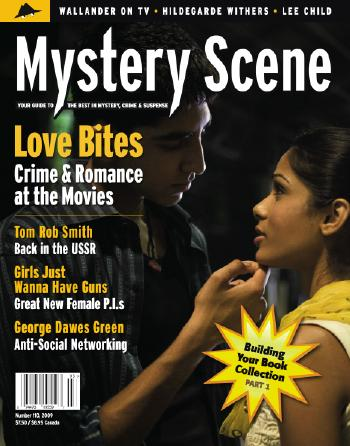 Mystery Scene Back Issue #110, Summer 2009