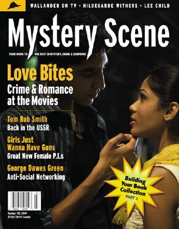 Mystery Scene Back Issue #110, Summer 2009 (USA)