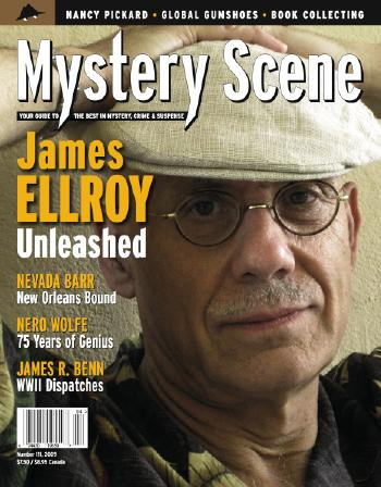 Mystery Scene Back Issue #111, Fall 2009 (USA)