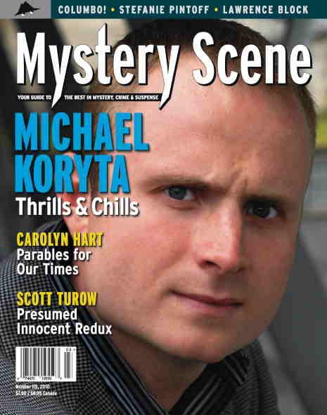 Mystery Scene Back Issue #115, Summer 2010 (USA)