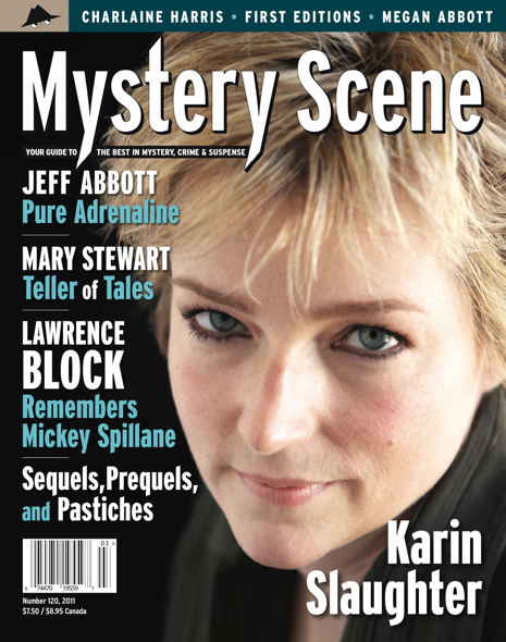 Mystery Scene Back Issue #120, Summer 2011 (USA)