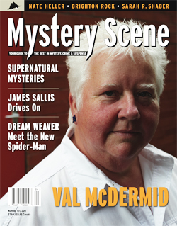 Mystery Scene Back Issue #121, Fall 2011 (USA)