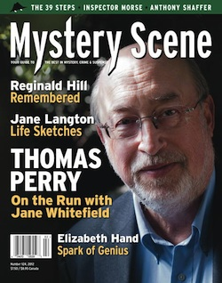 Mystery Scene Back Issue #124, SPRING 2012 (International)