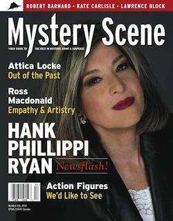 Mystery Scene Back Issue #126, FALL 2012 (USA), Hank Phillippi Ryan