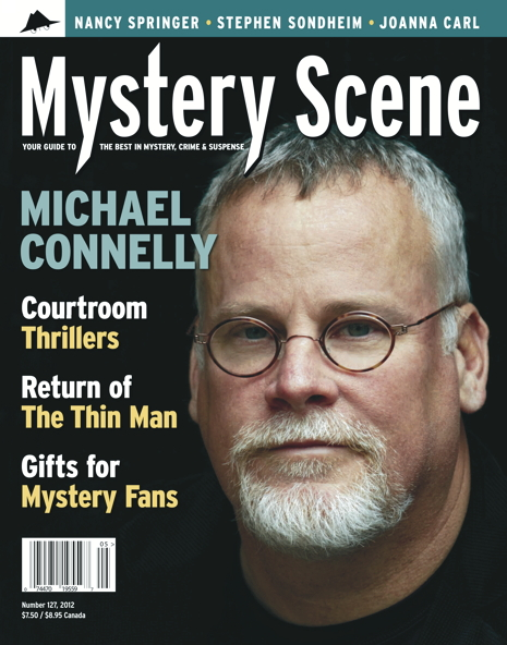 Mystery Scene Back Issue #127, HOLIDAY 2012 (USA)