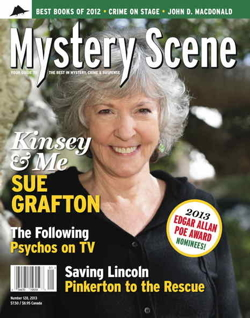 Mystery Scene Back Issue #128, WINTER 2013 (USA)