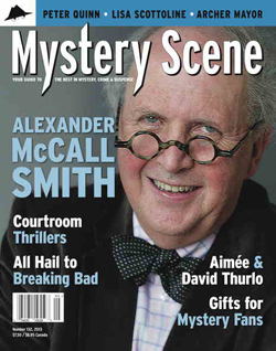 Mystery Scene Back Issue #132, HOLIDAY 2013 (International)