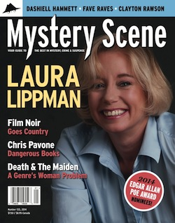 Mystery Scene Back Issue #133, WINTER 2014 (International)