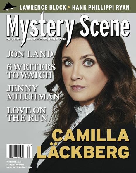 Mystery Scene Issue #165, Camilla Läckberg