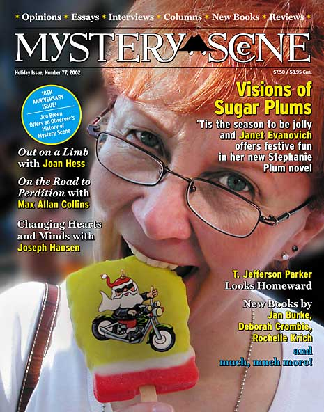 Mystery Scene Back Issue #77, Holiday 2002