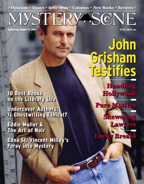 Mystery Scene Back Issue #79, Spring 2003