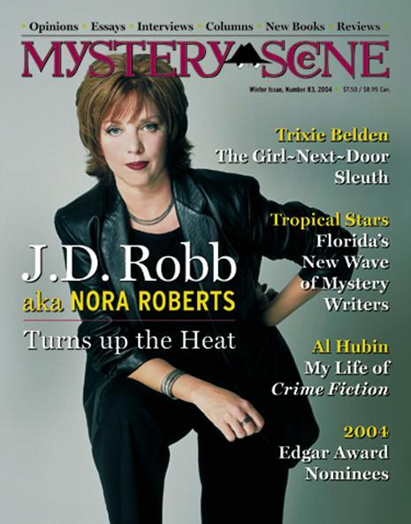 Mystery Scene Back Issue #83, Winter 2004