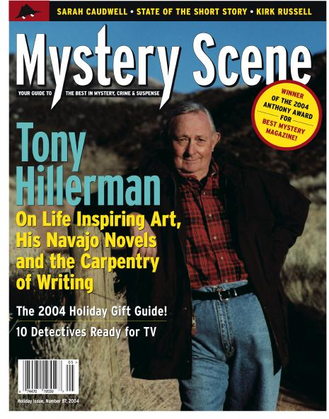 Mystery Scene Back Issue #87, Holiday 2004