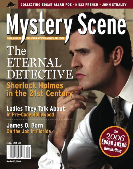 Mystery Scene Back Issue #93, Winter Issue 2006 (USA), Sherlock Holmes