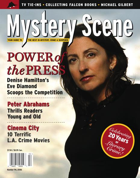 Mystery Scene Back Issue #94, Spring Issue 2006