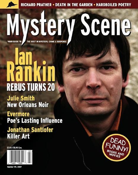 Mystery Scene Issue #99, Spring 2007 (USA), Ian Rankin