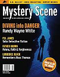 Mystery Scene Back Issue #113, Winter 2010 (USA), Randy Wayne White