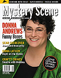 Mystery Scene Back Issue #107, Holiday 2008 (USA), Donna Andrews