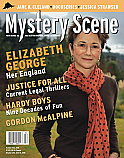 Mystery Scene Back Issue #154, Elizabeth George (International)