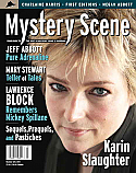 Mystery Scene Back Issue #120, Summer 2011 (Canada)