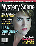Mystery Scene Back Issue #123, WINTER 2012 (USA)