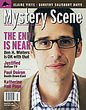 Mystery Scene Back Issue #135, Summer 2014 (USA), Ben H. Winters