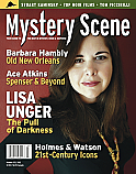 Mystery Scene Back Issue #125, SUMMER 2012 (Canada)