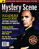 Mystery Scene Back Issue #95, Summer Issue 2006 (USA), Jeffrey Deaver