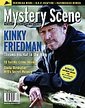 Mystery Scene Back Issue #89, Spring Issue 2005 (USA), Kinky Friedman
