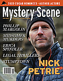Mystery Scene Issue #163, Nick Petrie