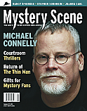 Mystery Scene Back Issue #127, HOLIDAY 2012 (USA), Michael Connelly