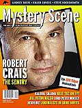 Mystery Scene Back Issue #118, Winter 2011 (Canada)
