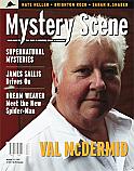 Mystery Scene Back Issue #121, Fall 2011 (Canada)