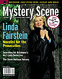 Mystery Scene Back Issue #88, Winter 2005 (USA), Linda Fairstein