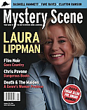 Mystery Scene Back Issue #133, WINTER 2014 (USA), Laura Lippman